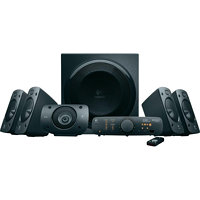 Reproduktory logitech z906 surround 5.1 980-000468