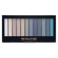 Makeup Revolution Essential Day to Night paleta očních stínů