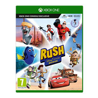 Microsoft Rush :A Disney Pixar Adventure / Xbox One