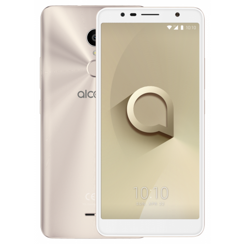 Alcatel 3C (5026D), Metalic Gold