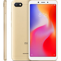 Xiaomi Redmi 6A 2GB/16GB, Global Version, zlatý
