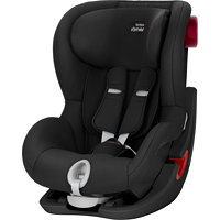 Britax Römer KING II Black 2018,