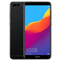 Honor 7A, 2+16 GB, Black