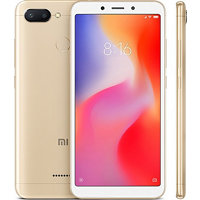 Xiaomi Redmi 6, 3GB/32GB, Global Version, Gold