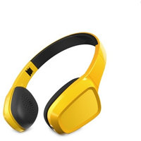 Energy Sistem ENERGY Headphones 1 Yellow Mic, stylová sluchátka, audio jack 3,5mm, 93 ±3 dB