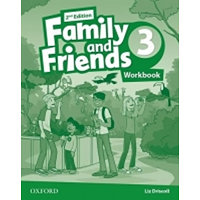 Family and Friends 2nd Edition 3 Workbook - Simmons, Naomi