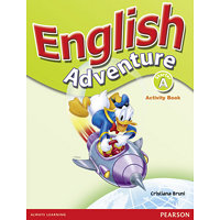 English Adventure Starter A Activity Book - Bruni, Cristiana