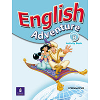 English Adventure Starter B Activity Book - Bruni, Cristiana