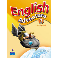 English Adventure Level 3 Activity Book - Hearn, Izabella