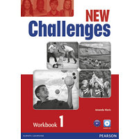 New Challenges 1 Workbook & Audio CD Pack - Maris, Amanda