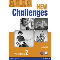 New Challenges 2 Workbook & Audio CD Pack - Kilbey, Liz