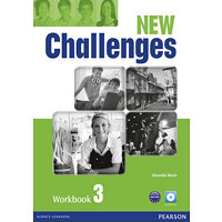 New Challenges 3 Workbook & Audio CD Pack - Maris, Amanda