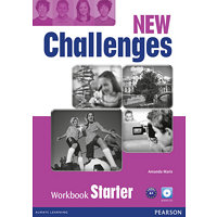 New Challenges Starter Workbook & Audio CD Pack - Maris, Amanda