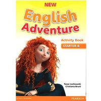 New English Adventure STARTER B Activity Book and Songs CD Pack - Worrall, Anne