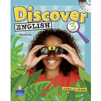 Discover English 3 Activity Book - Hearn, Izabella