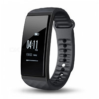 CUBOT S1 0.96 IP65 Bluetooth Smart band Black