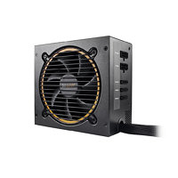 BE QUIET ! Pure Power 10 600W CM, 80PLUS Silver, activePFC, 4xPCI-E