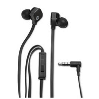 Hewlett - Packard HP In Ear H2310 Black Headset - REPRO