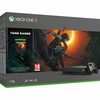 Microsoft Xbox One X 1 TB + Shadow of the Tomb Raider XBXCYV00105