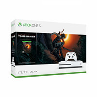 Microsoft Xbox One S 1 TB + Shadow of the Tomb Raider XBX23400783