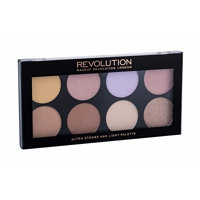 Makeup Revolution London Ultra Strobe And Light Palette 11,5 g rozjasňovač pro ženy