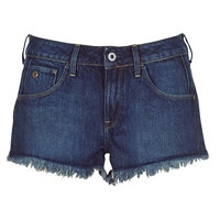 G-Star Raw ARC MID SHORT RP WMN Modrá EU US