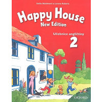 Happy House 2 New Edition Class Book CZ - Maidment Stella