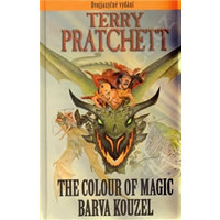 Barva kouzel / The Colour of Magic - Pratchett Terry