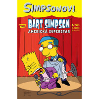 Simpsonovi - Bart Simpson 8/2014 - Americká superstar - Groening Matt