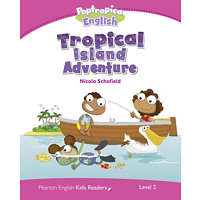 Level 2: Poptropica English Tropical Island Adventure - Schofield Nicola