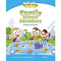 Level 1: Poptropica English Family Island Adventure - Prentice Catherine