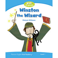Level 1: Winston the Wizard - Williams Melanie