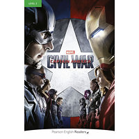PER | Level 3: Marvel´s Captain America: Civil War + MP3 Pack - Degnan-Veness Coleen