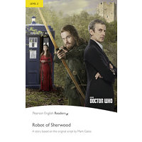 PER | Level 2: Dr. Who - The Robot of Sherwood + MP3 Pack - Gatiss Mark