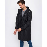 Rains Fishtail Parka 01 Black