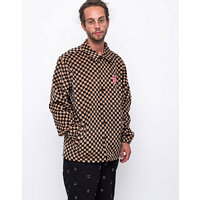 Lazy Oaf Checkerboard Brown