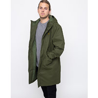 Lyle & Scott Wax Z358 Woodland Green
