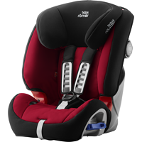 Britax Römer Autosedačka Multi-Tech III Flame Red
