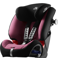 Britax Römer Autosedačka Multi-Tech III Wine Rose