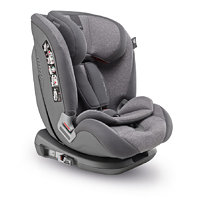 Inglesina Newton Ifix Group 1/2/3, Grey