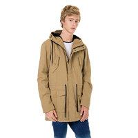 Bunda Beige Illusive London Parker Jacket béžová M NS_IL-473-L1