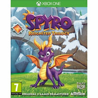 Activision Xbox One Spyro Trilogy Reignited ACTCEX36084