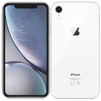 Apple iPhone XR 64 GB - white APPMRY52CNA