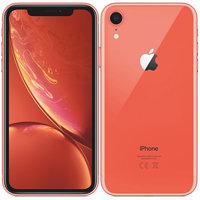 Apple iPhone XR 64 GB - coral APPMRY82CNA