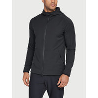 Bunda Under Armour Unstoppable Woven Jacket Černá