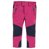 B'Rep Softshell kalhoty B'Rep pink - standardní velikost