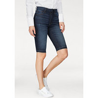 G-Star RAW Džínsové bermudy »3301 High Straight« G-star raw dark-aged - standardní velikost