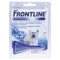 FRONTLINE SPOT-ON DOG M A.U.V. SOL 1X1,34ML