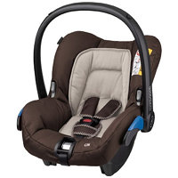 Maxi Cosi Citi 2018 Earth brown