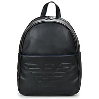 Emporio Armani BIG EAGLE BACKPACK Černá EU One size